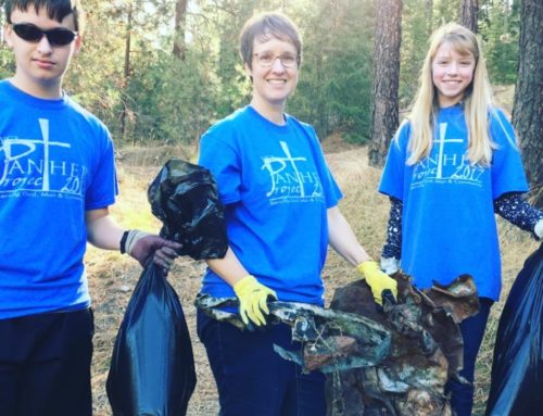 Panther Project Serves Big Time